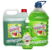 Жидкость для мытья посуды - Гель-антижир
