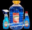 Жидкость для мытья стекол эконом