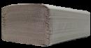 Бумажные полотенца серые макулатурные